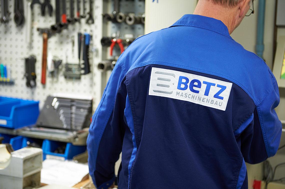 Betz Maschinenbau Ortenberg