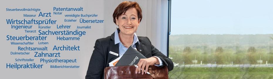 Finanzberatung für Freiberufler und Heilberufe - VR Bank Main-Kinzig-Büdingen eG