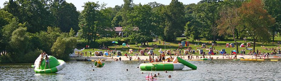 Campingpark Gedern