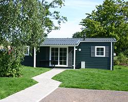 Mobilheime im Campingpark Gedern