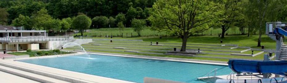 Freibad-Schwimmbad in 63654 Büdingen