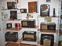 Nostalgische Radios