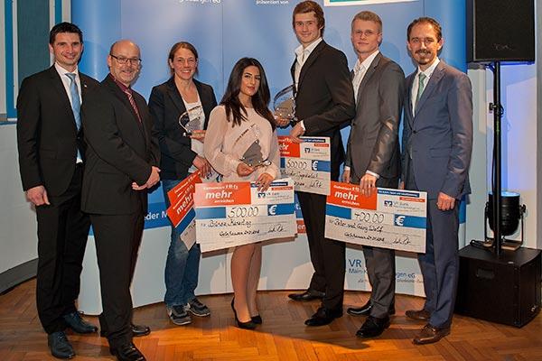 Gewinner der GNZ-Sportlerwahl 2017