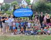 Spendenübergabe im Kindergarten Puzzle in Bleichenbach