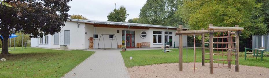 Crowdfunding-Projekt des Fördervereins des Kindergartens Klitzeklein und Gernegroß in Eckartshausen