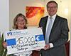 VR-Gewinnsparen: 15.000 Euro gewonnen