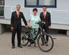 Wi-Bike für Helga Ritter