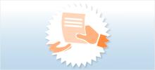 2. Schritt: Angaben mit dem Formular in einer Filiale Ihrer VR Bank Main-Kinzig-Büdingen eG abgeben
