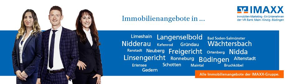 VR Bank MKB, Haus verkaufen, Wohnung verkaufen, Grundstück verkaufen, VR Bank Main-Kinzig-Büdingen