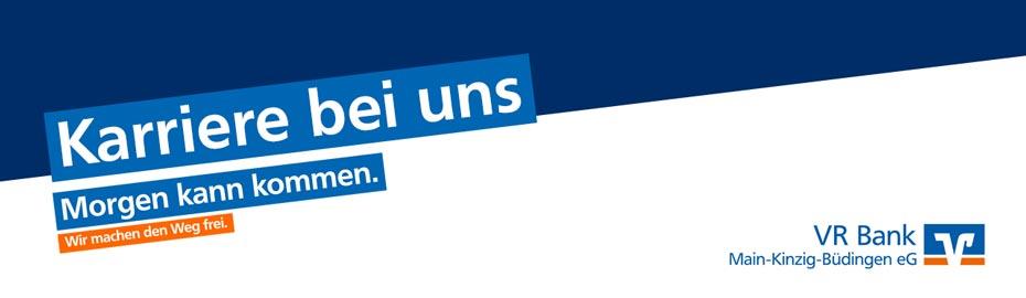 Stellenangebote - VR Bank Main-Kinzig-Büdingen eG