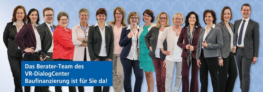 VR-DialogCenter Baufinanzierung Team - VR Bank Main-Kinzig-Büdingen