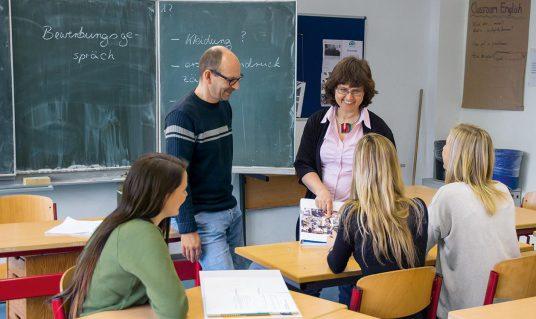 Berufsbegleitung an der Kopernikusschule Freigericht - Ein Projekt der Main-Kinzig- und Oberhessen-Stiftung