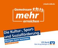 Bildergebnis für gemeinsam mehr erreichen vr bank