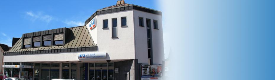 VR Bank Main-Kinzig-Büdingen eG, Geschäftsstelle Altenstadt, Vogelsbergstr. 28, 63674 Altenstadt