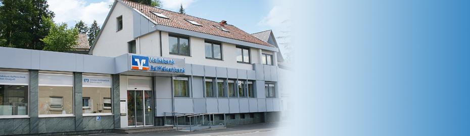 VR Bank Main-Kinzig-Büdingen eG, Geschäftsstelle Bieber, Am Pflaster 16, 63599 Biebergemünd