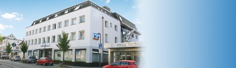 VR Bank Main-Kinzig-Büdingen eG, Geschäftsstelle Büdingen, Bahnhofstr. 16, 63654 Büdingen