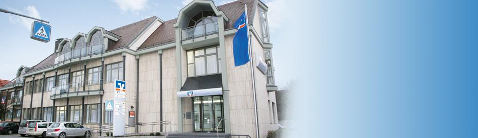VR Bank Main-Kinzig-Büdingen eG, Geschäftsstelle Somborn, Rathausstr. 8, 63579 Freigericht