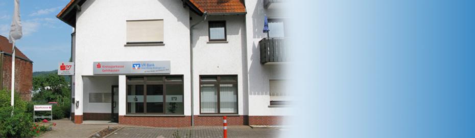 VR Bank Main-Kinzig-Büdingen eG, SB-Stelle Aufenau, Frankfurter Str. 23, 63607 Wächtersbach