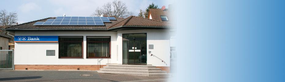 VR Bank Main-Kinzig-Büdingen eG, SB-Stelle Großenhausen, Poststr. 3, 63589 Linsengericht