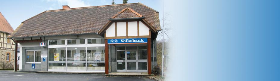 VR Bank Main-Kinzig-Büdingen eG, SB-Stelle Hirzenhain, Karl-Birx-Str. 3, 63697 Hirzenhain