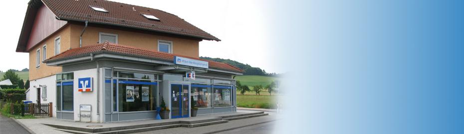 VR Bank Main-Kinzig-Büdingen eG, SB-Stelle Romsthal, Huttentalstr. 2, 63628 Bad Soden-Salmünster