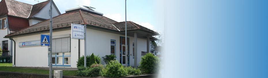 VR Bank Main-Kinzig-Büdingen eG, Geschäftsstelle Langenbergheim, Friedhofstr. 2, 63546 Hammersbach