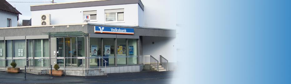 VR Bank Main-Kinzig-Büdingen eG, Geschäftsstelle Ranstadt, Bahnhofstr. 1, 63691 Ranstadt
