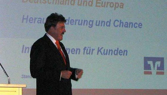 SEPA-Informationsveranstaltung in Büdingen und Biebergemünd