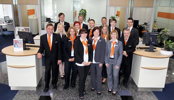 Geschäftsstelle in Altenstadt umgebaut