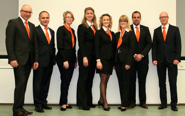 VR Bank Main-Kinzig-Büdingen eG stolz auf Absolventen