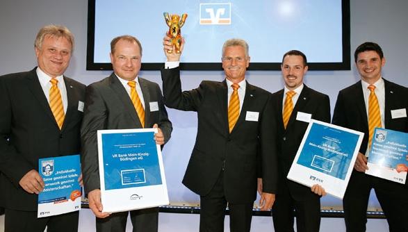 VR Bank Main-Kinzig-Büdingen eG ist Bank de Jahres 2012