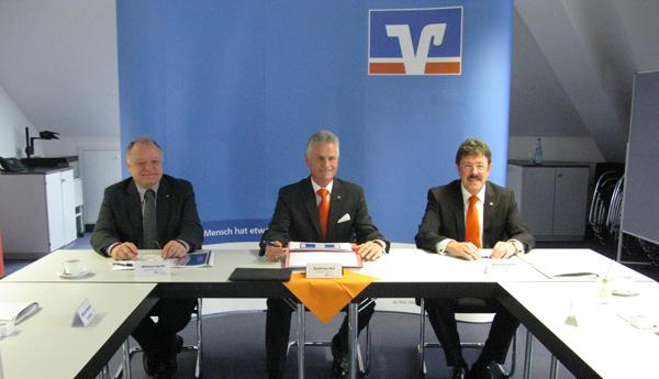 Bilanzpressekonferenz 2014 - VR Bank Main-Kinzig-Büdingen eG