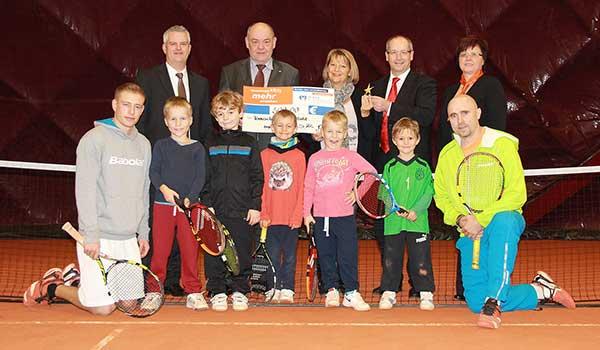 Kleiner Stern in Bronze für den Tennisclub 77 Langenselbold e.V.