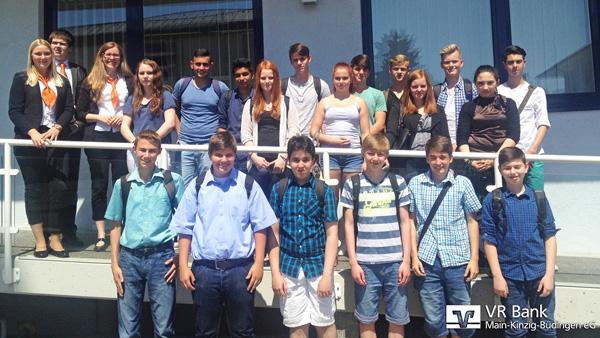 Bewerbungstipps für Schüler der Schule am Dohlberg in Büdingen,