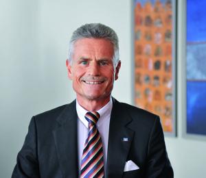 Andreas Hof, Vorstandsvorsitzender der VR Bank Main-Kinzig-Büdingen eG