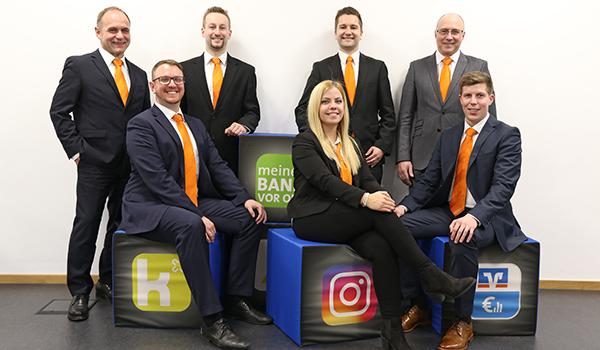 Die VR Bank Main-Kinzig-Büdingen ist stolz auf ihre Absolventen