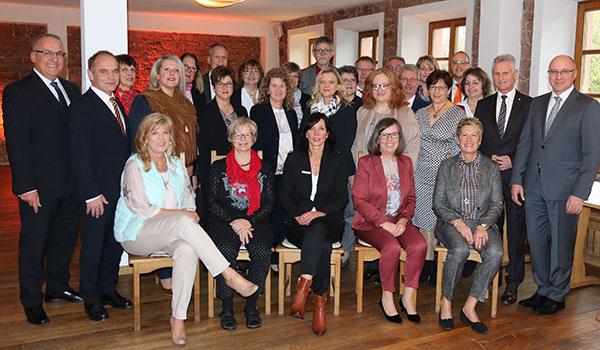 Jubilare der VR Bank Main-Kinzig-Büdingen eG geehrt
