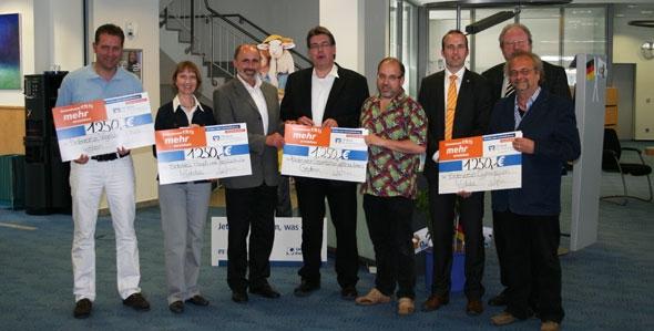 VR Bank fördert Bildung in der Region