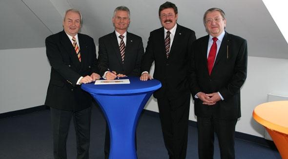 VR Bank Main-Kinzig-Büdingen stellt Bilanz 2010 vor