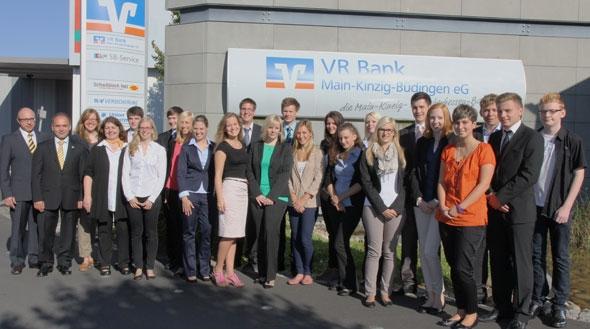 Ausbildung bei der VR Bank Main-Kinzig-Büdingen eG