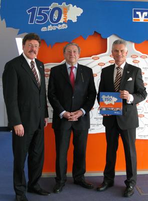 VR Bank Main-Kinzig-Büdingen eG stellt Bilanz 2011 vor
