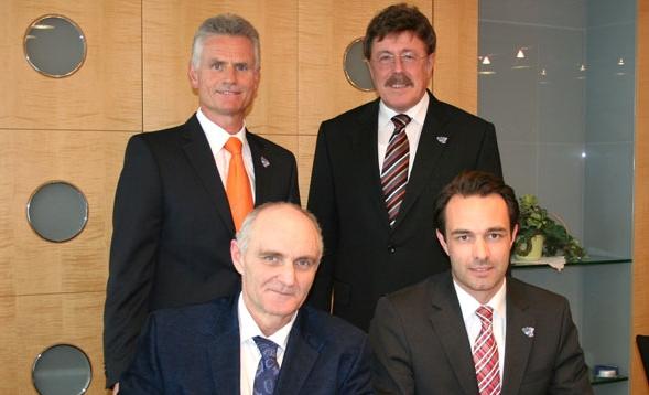 Lars Schurich, Bereichsdirektor Immobilien bei der VR Bank, erhält Prokura