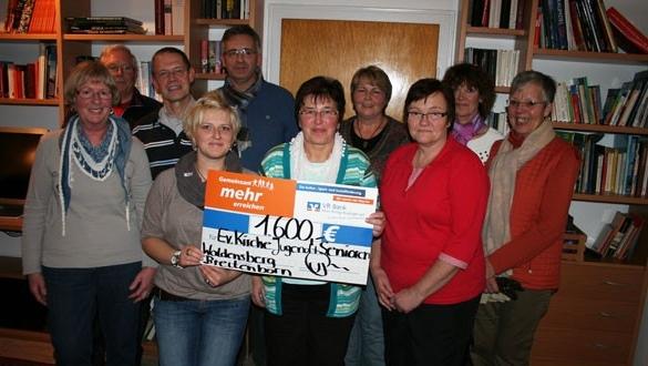 VR Bank unterstützt die Seniorenarbeit in Waldensberg und Breitenborn