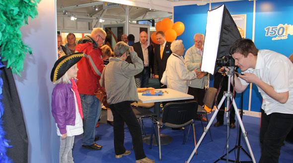 VR Bank Main-Kinzig-Büdingen eG präsentiert sich auf der Oberhessen-Messe
