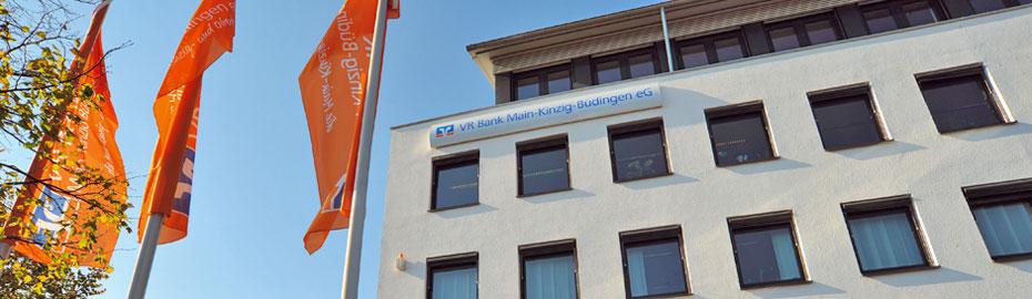Über uns - VR Bank Main-Kinzig-Büdingen eG