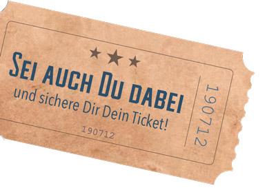 Ticket - Mitgliederversammlung junge Kunden