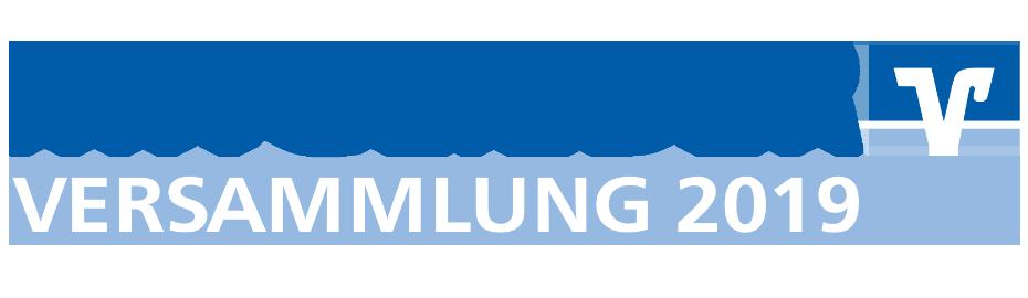Mitgliederversammlung 2019 der VR Bank Main-Kinzig-Büdingen eG